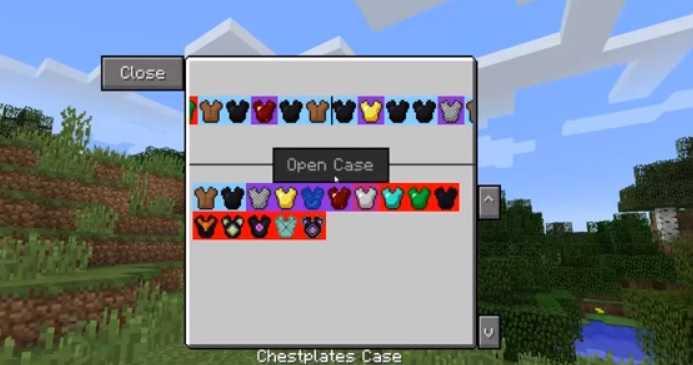 Lucky Cases Mod 1.14/1.13.2/1.12.2/1.11.2