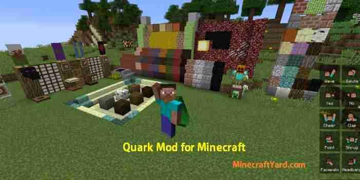 Quark Mod 1.16.4/1.15.2