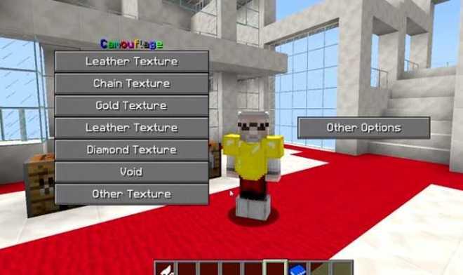 Modifiable Armor 2.0 Mod 4