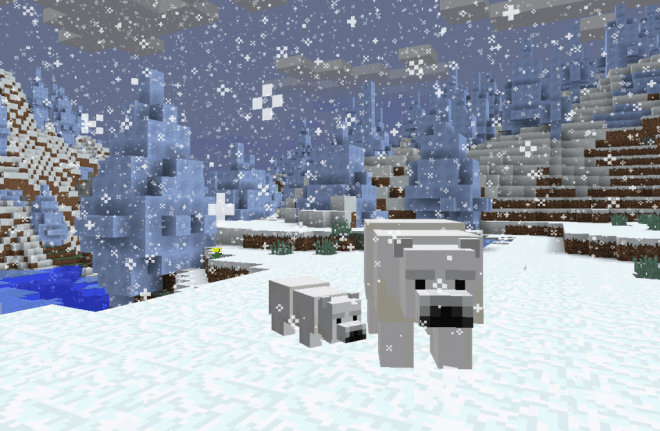 Polar_Bears Minecraft 2.0