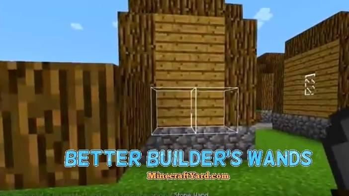 Better Builder's Wands 1.14.3/1.13.2/1.12.2/1.11.2