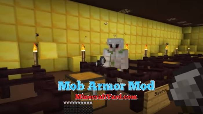 Mob Armor Mod 1.16.4/1.15.2