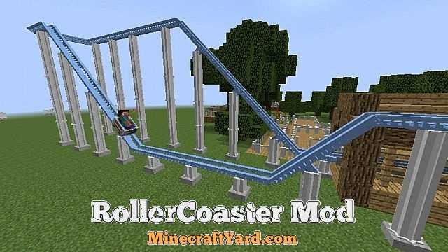 Rollercoaster 1.16.5/1.15.2