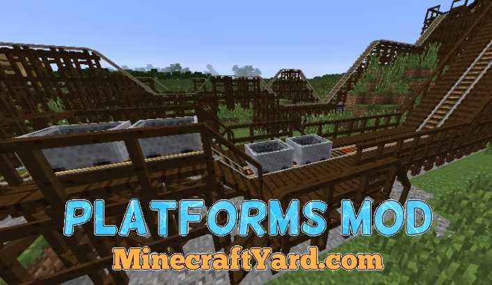 Platforms Mod 1.16.5/1.15.2