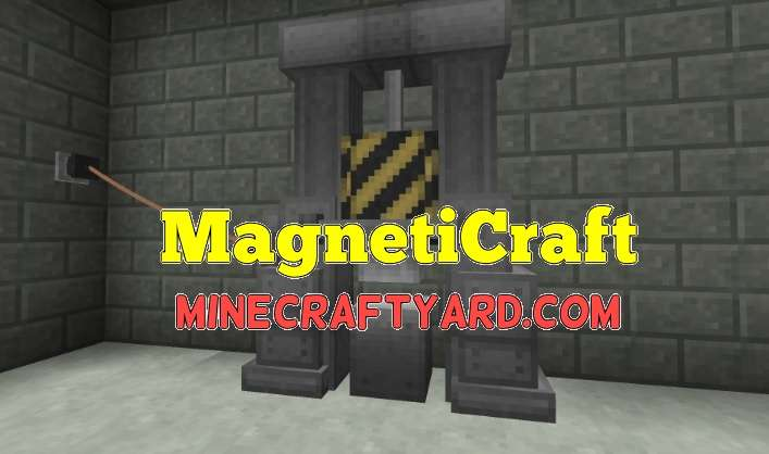 MagnetiCraft Mod 1.16.5/1.15.2