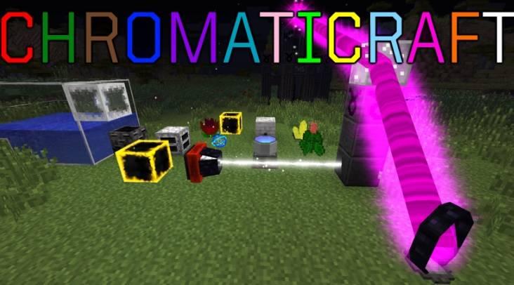 ChromatiCraft Mod 1.16.5/1.15.2