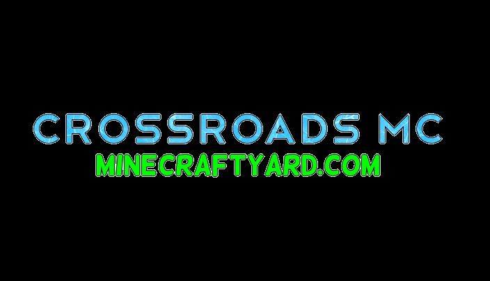 Crossroads MC Mod 1.16.5/1.15.2