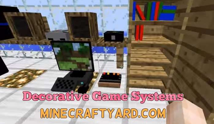 Decorative Game Systems 1.16.5/1.15.2