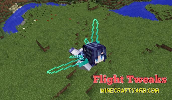 FlightTweaks Mod 1.16.5/1.15.2