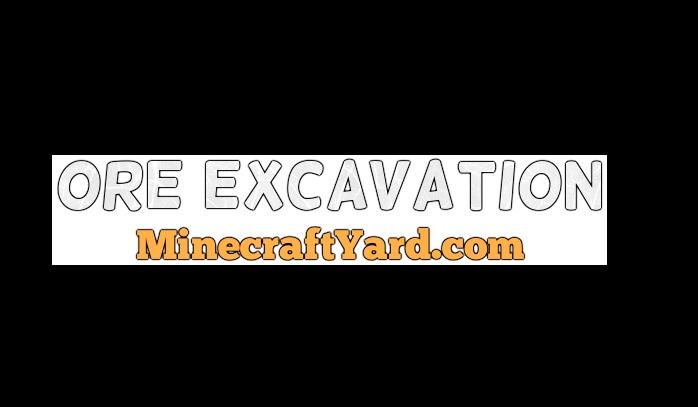 Ore Excavation 1.16.5/1.15.2