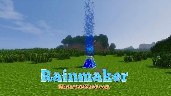 Rainmaker Mod 1.16.5/1.15.2