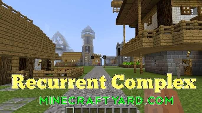 Recurrent Complex Mod 1.14/1.13.2/1.12.2/1.11.2