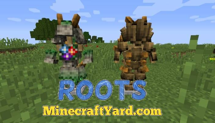 Roots Mod 1.16.4/1.15.2