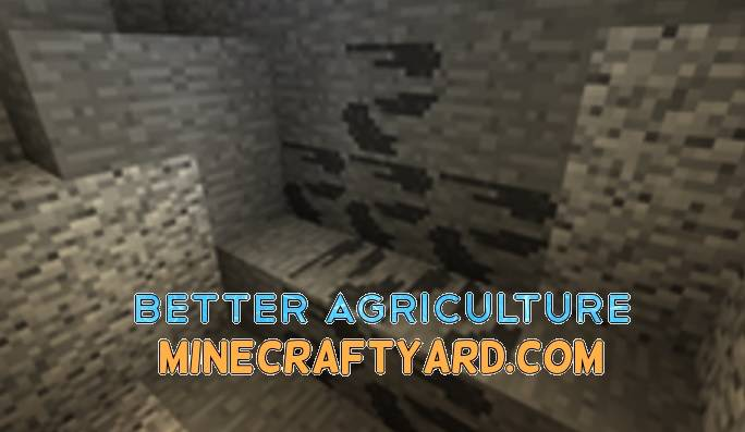 Better Agriculture Mod 1.16.5/1.15.2