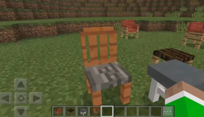 More Chairs Add-on MCPE