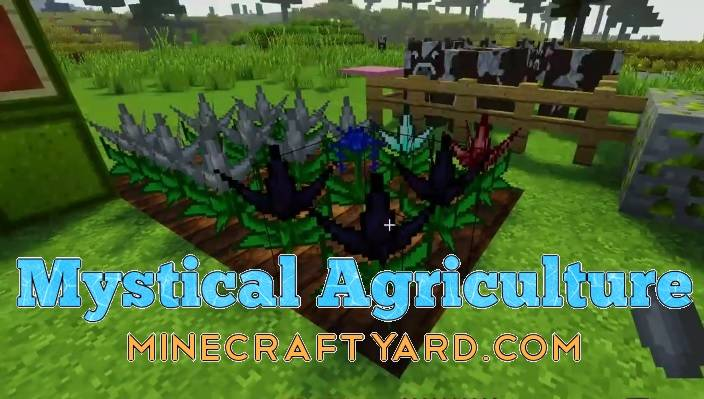 Mystical Agriculture 1.16.5/1.15.2