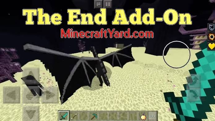 The End Add-On for MCPE and Win 10