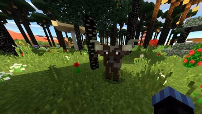 Twilight Forest Add-on MCPE and Win 10