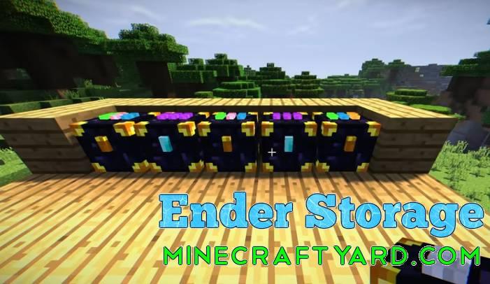 Ender Storage Mod 1.16.5/1.15.2