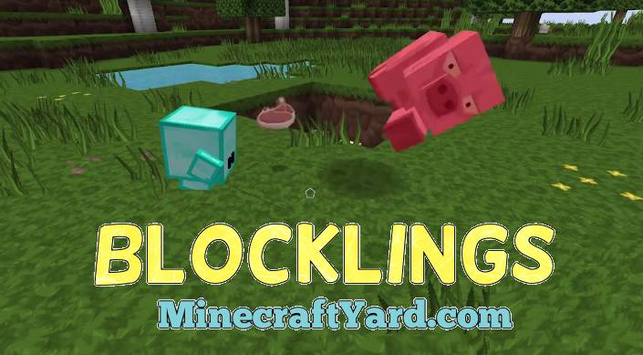 Blocklings 1.16.3/1.15.2