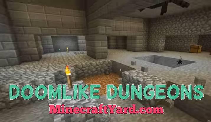 Doomlike Dungeons 1.16.5/1.15.2