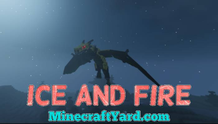 Ice and Fire Dragons 1.16.5/1.15.2