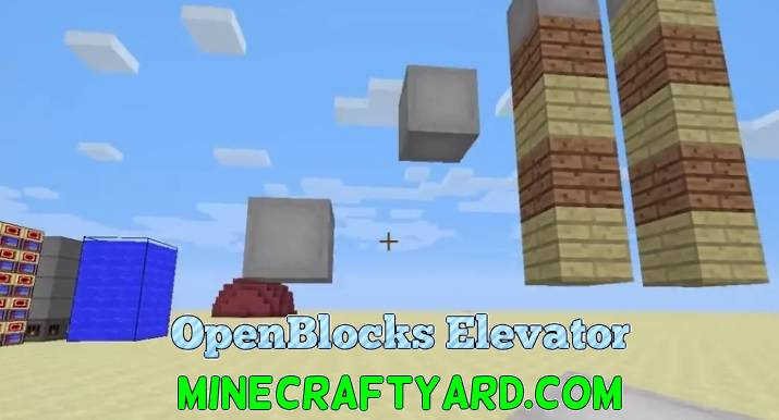 OpenBlocks Elevator 1.15.2/1.14.4/1.13.2/1.12.2