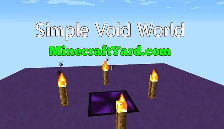 Simple Void World 1.16.4/1.15.2