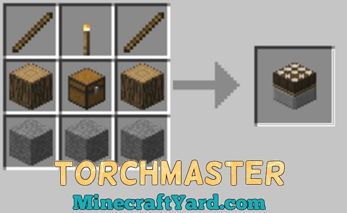 TorchMaster Mod 1.16.4/1.15.2