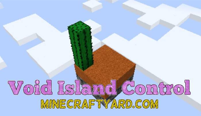 Void Island Control 1.16.5/1.15.2