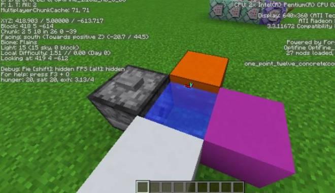 Concrete Mod 1