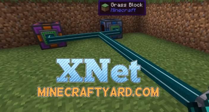 XNet Mod 1.14/1.13.2/1.12.2/1.11.2/1.10.2