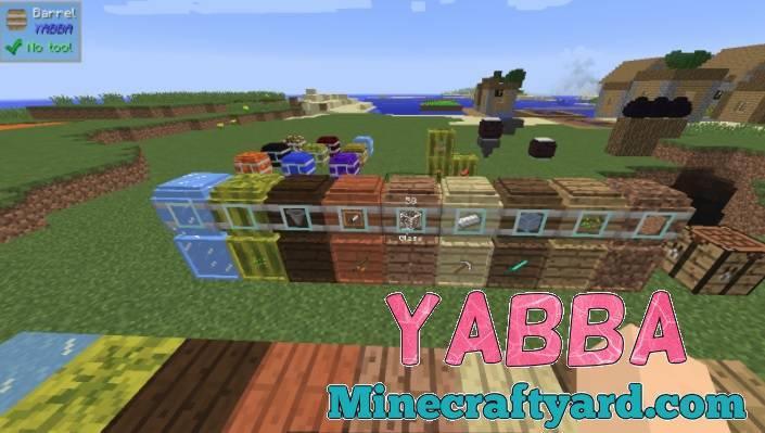 YABBA Mod 1.14/1.13.2/1.12.2/1.11.2