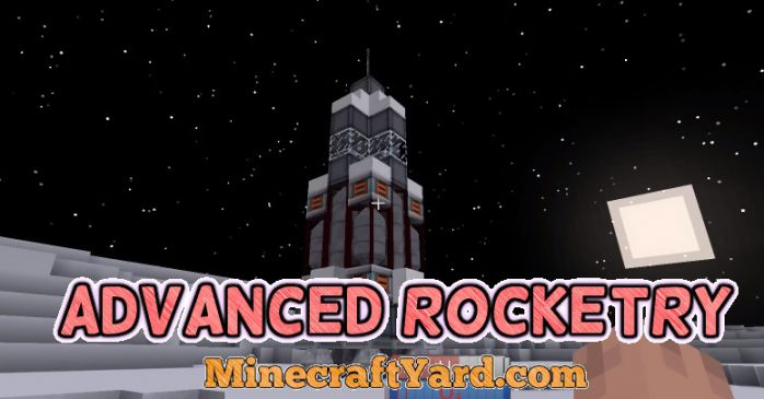 Advanced Rocketry 1.16.3/1.15.2