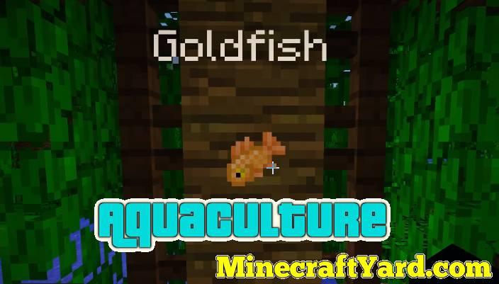 Aquaculture Mod 1.14.3/1.13.2/1.12.2/1.11.2