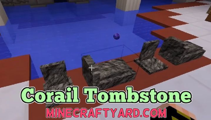 Corail Tombstone 1.16.5/1.15.2