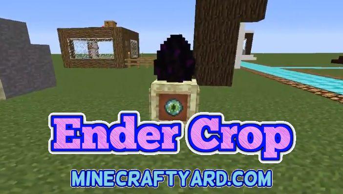 Ender Crop Mod 1.14.3/1.13.2/1.12.2/1.11.2