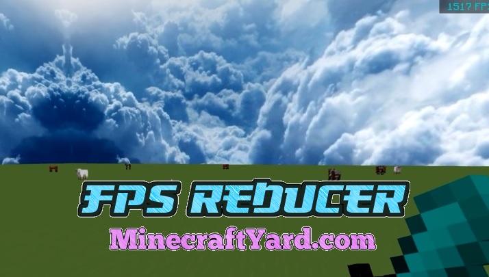 FPS Reducer 1.15.2/1.14.4/1.13.2/1.12.2/1.11.2