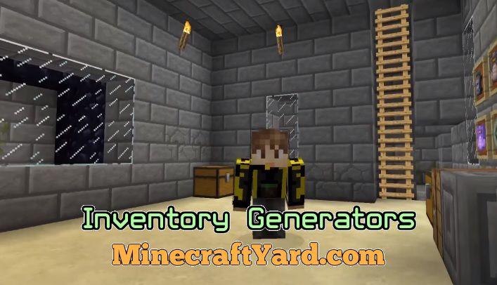 Inventory Generators 1.16.5/1.15.2