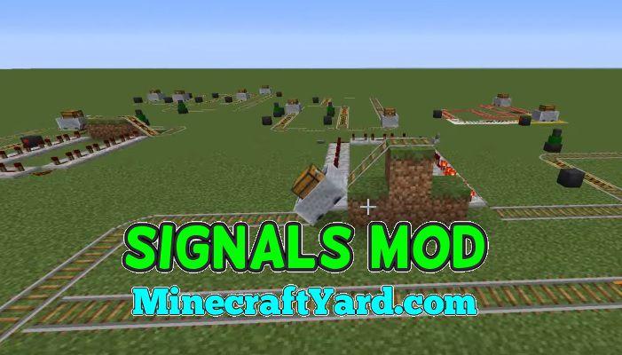 Signals Mod 1.14.3/1.13.2/1.12.2/1.11.2