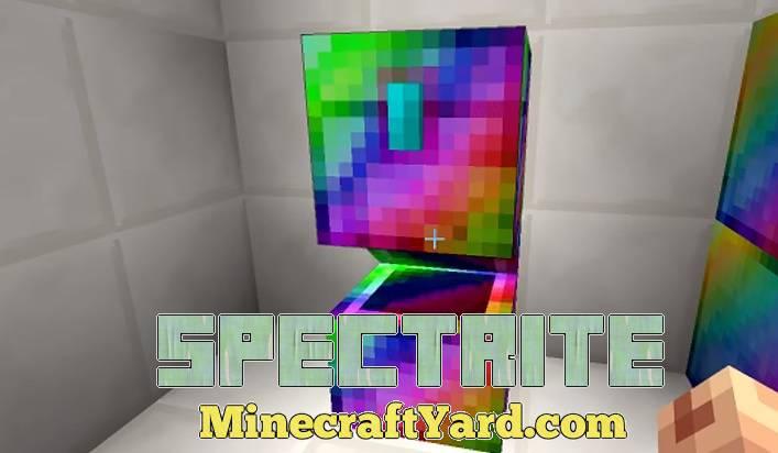 Spectrite Mod 1.14.3/1.13.2/1.12.2/1.11.2