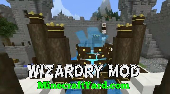 Wizardry Mod 1.16.3/1.15.2