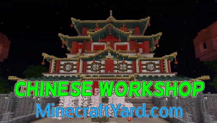 Chinese Workshop Mod 1.16.5/1.15.2