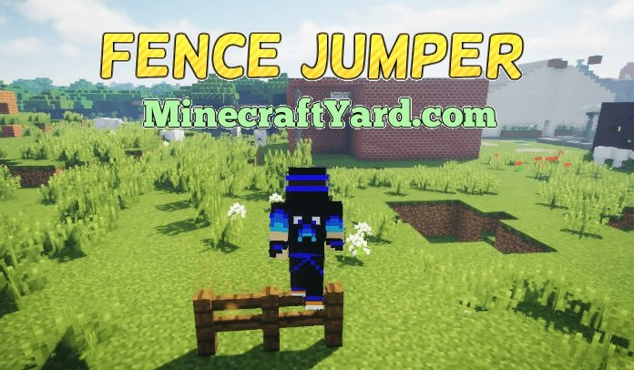 Fence Jumper Mod 1.14.4/1.13.2