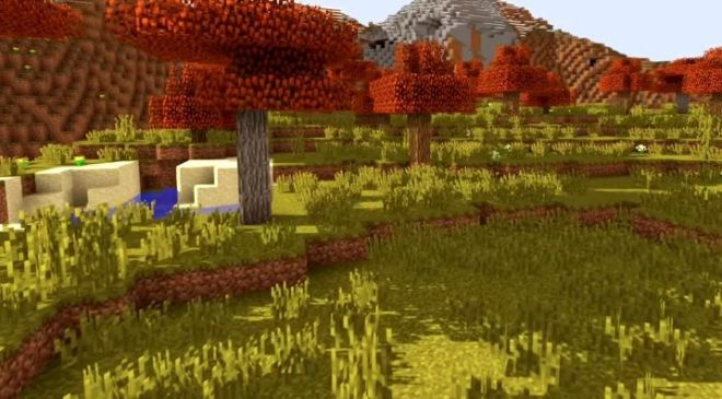 Serene Sesaons Mod autumn season