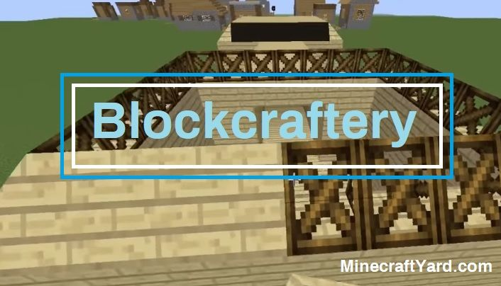 Blockcraftery Mod 1.16.5/1.15.2