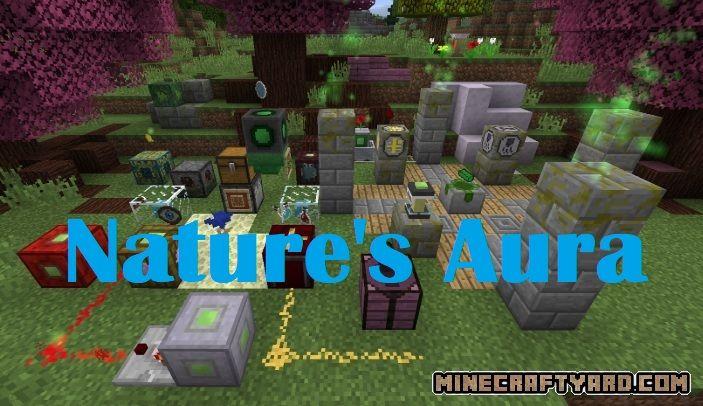 Nature's Aura Mod 1.16.5