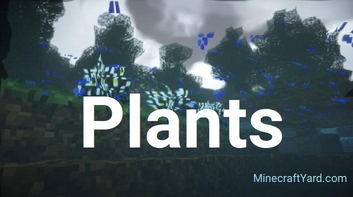 Plants Mod 1.16.4/1.15.2