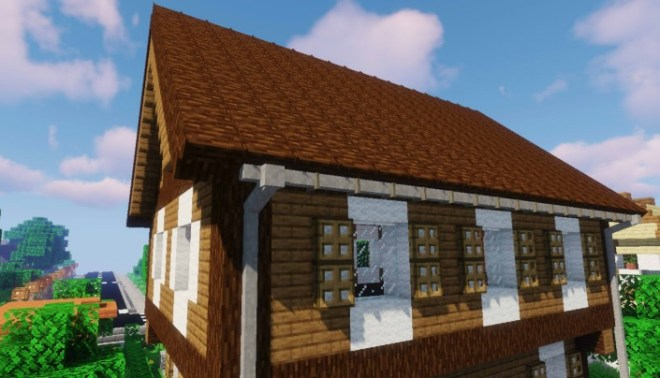 Macaw's Roofs Mod 2