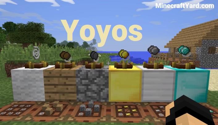 Yoyos Mod 1.16.3/1.15.2
